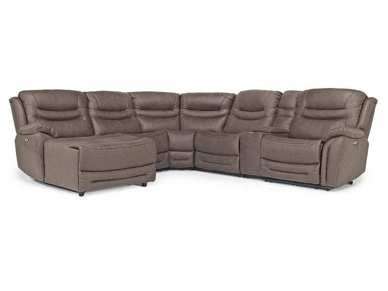 Splash_6_Piece_2_Power_Chaise_Sectional_in_Brown_Left_Facing_Angled.jpg