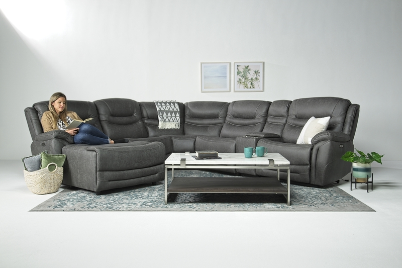 Splash_6_Piece_2_Power_Chaise_Sectional_in_Gray_Left_Facing_Styled_Talent.jpg