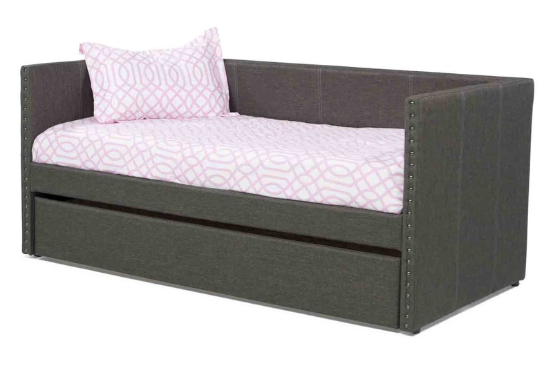 Heather Daybed in Gray, Twin, Image 1